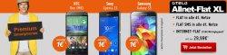 D2-Netz: Otelo Vodafone Allnet Flat inkl. 1GB Daten für 29,99 € mtl.+ Smartphone ab 1 € @ Handytick