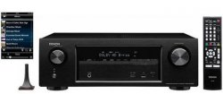 Denon AVR-X1100W Surround AV Receiver für 289€ bei redcoon.de (Idealo: 330,44€)