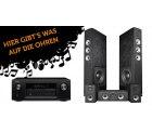 Denon AVR-X2100W + Jamo S 628 HCS 3  mit Gutscheincode 878€ ohne 888€ [idealo 1.038€] @Redcoon