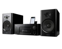 Denon CEOL N8 Microanlage,Netzwerk, CD Internetradio DLNA AirPlay UKW in schwarz für 319€ inkl. Versandkosten + 30€ Cashback[idealo 389,48€] @eBay