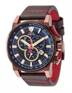 DETOMASO Herren-Armbanduhr BOTTONE XXL Chronograph für 89,45 € (149,96 € Idealo) @Valmano