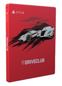 DriveClub (PlayStation 4) Steelbook Edition  für 39,97 € (49,90 € Idealo) @Amazon