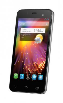 DualSim Alcatel One Touch Star, 10,2 cm (4 Zoll), 4GB, Android 4.1 für 68,99€ inkl. Versand [idealo 77,98€] @ Amazon-Marktplatz