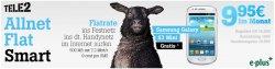 ePlus Netz die Allnet Flats (Flat alle Netze + 500MB Daten) + Smartphone ab 9,95€ @Handy2day