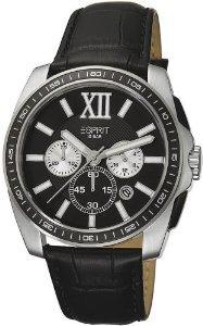 Esprit Herren-Armbanduhr XL Meridian Chronograph für 44,44€ inkl. Versand [idealo 76,90€] @Amazon