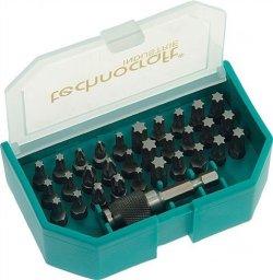Faubel Bit-Sortiment 31-teilig mit Schnellwechselhalter für 7,40 € inkl. Versandkosten [ Idealo 9,99 € ] @ eBay