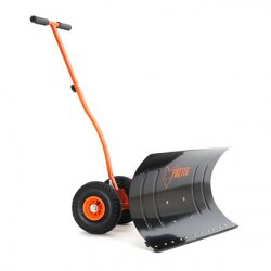 Fuxtec FX-SS-740 Schneeschaufel mit Rädern für 44,90 € (62,89 € Idealo) @eBay