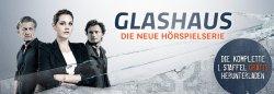 Gratis Hörspiel Glashaus bei Audible (über 11 Stunden)