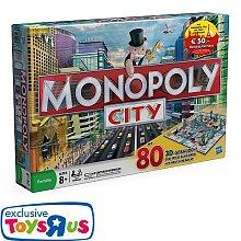 Hasbro Monopoly City für 27,94€ inkl. Versand [idealo 63,90€] @ToysRus