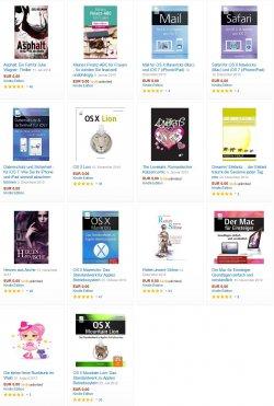 Heute 15 Gratis eBooks. zB Herzen aus Asche und viele eBooks für Apple-User @Amazon