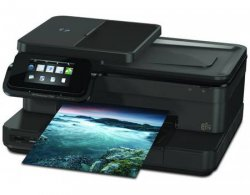 HP Photosmart 7520e – All-in-One Multifunktionsdrucker für effektiv 61,35€ dank 50€ Cashback @Amazon & HP