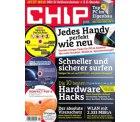 Jahresabo der CHIP mit 3 DVDs für 9,92 € oder 14,92 € durch 70€ Universalgutschein oder 65 € Verrechnungsscheck