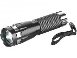 Kostenlose Cree-LED-Taschenlampe @Pearl, +4,90 Versand / Bestellung