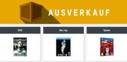 Lager Ausverkauf bei Zavi.de z.b. Scream 4 Blu-ray für 3,99€ inkl. Versand [idealo 6,98€]
