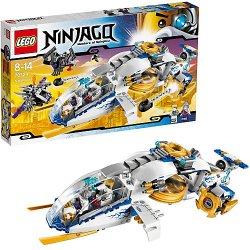 LEGO 70724 Ninjago: NinjaCopter für 29,99 € ( 49,67 € Idealo) @MyToys
