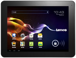 Lenco TAB-9720 24,60 cm  Android 4.2 Tablet für 89,00 € (130,41 € Idealo) @Amazon