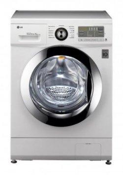 LG F 1296 NDA Waschvollautomat ( 6 KG, A+++ ) für 399 € mit kostenlosen Versand [ Idealo 489 € ] @ eBay