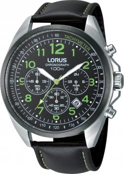 Lorus Herren-Armbanduhr Sport Analog Quarz Leder RT371CX9 für 68,72 € (104,95 € Idealo) @Amazon