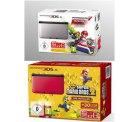 Nintendo 3DS XL Konsole –  New Super Mario Bros. 2 oder Mario Kart 7 (Limited Edt.) für je 162,80€ @Thalia.at