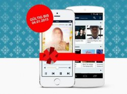 Nur noch heute! 50 Tage lang die Napster Music-Flatrate kostenlos testen mit Gutscheincode