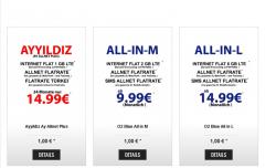 o2 Simonly Allnet Aktion mit 2GB LTE-Internetflat ab 9.99 € mtl. @Smarttarif24