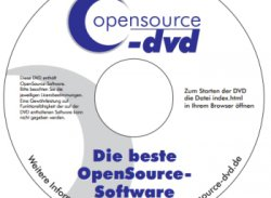 Opensource-DVD 38 mit 560 kostenlosen Programmen als download komplett gratis @Opensource-dvd