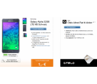 Otelo Allnet-Flat M + Samsung Galaxy Alpha 32GB LTE für 19,99 € mtl. @ Logitel