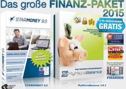 @pearl: Gratis dazubestellen oder mit Versandkosten : STARMONEY 9.0 (Wert: ca.20€) & MyMicroBalance