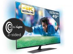 Philips Ambilight Flash Sales @iBOOD z.B. Philips 49 PUS7809 Super Slim Smart-4K Ultra HD-LED-TV für 839,95 € (880,11 € Idealo)