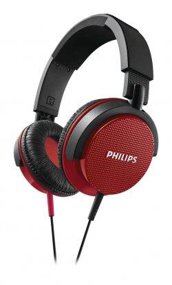 Philips Kopfhörer mit Bügel SHL3100RD für 11,99 € zzgl. 3,99 € Versand (33,44 € Idealo) @Gravis