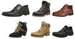 Rieker Schuhe Sale bis zu 50% Rabatt bei Amazon – z.B. Derby Schnürhalbschuhe statt 47,95€ für 23,97€