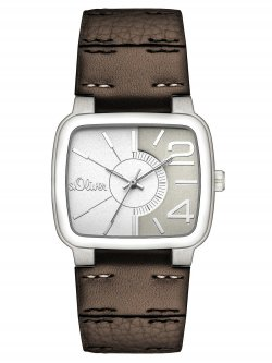 s.Oliver Damen-Armbanduhr Analog Quarz Leder SO-2817-LQ für 39,95 € (79,95 € Idealo) @Amazon