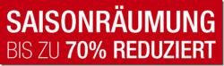 Saisonräumung GALERIA Kaufhof bis 70 % Rabatt + 20 % Extra-Rabatt