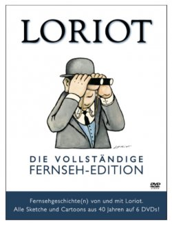 @saturn: Loriot – Die vollständige Fernseh-Edition Komödie 19,99€ (Idealo: ab 25€)