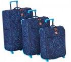 Saxoline Koffer-Set 3 teilig für 53,96 € (104,90 € Idealo) @Amazon