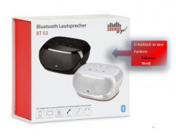 SOUNDS – to go! Portable Boombox für 17,99 € (29,99 € Idealo) @Meinpaket