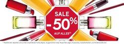 Top Deal der Woche @yves-rocher.de: 50% auf Alles !  (ausgenommen: Sets, Gutscheine & Neueinführungen)