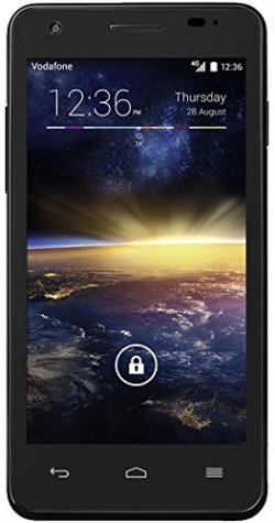 Vodafone Smart 4 turbo (4,5 Zoll,1,2 GHz, Android 4.4) inkl. Vodafone CallYa Allnet SIM-Karte  für 79 € [ Idealo 90,80 € ] @ Amazon