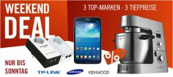 Weekend-Deals @Cyberport – Alle Angebote zum Idealo Bestpreis