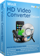 WinX HD Video Converter Deluxe kostenlos statt 39,95€ @Winxdvd.com