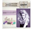 2 Styliste Ultime Haarpflegeprodukte GRATIS durch Cashback