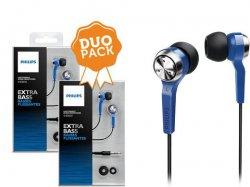 2er-Pack In-Ear-Ohrhörer Philips SHE8500BL für 17,90 € inkl. Versandkosten @iBOOD