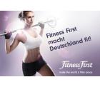 3-, 6-, 12- und 24-monats Mitgliedschaften bei Fitness First ab 37,45 € pro Monat @GROUPON