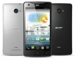 Acer Liquid S1 Dual SIM weißen & schwarzen Backcover [Android 4.2.2, 1.5 GHz, 14,5 cm (5,7 Zoll) für 154,89€ [idealo 214,64€] @Notebooksbilliger