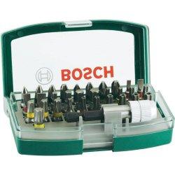 BOSCH Promoline 32-tlg. Schrauberbit-Set für 9,99 € mit kostenlosen Versand [ Idealo 11,98 € ] @ eBay