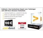 Depot eröffnen + 100 € Amazon-Gutschein @comdirect