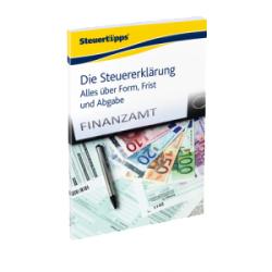 E-Book Die Steuererklärung: Alles über Form, Frist und Abgabe statt 3,99 € kostenlos @Steuertipps.de