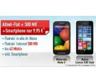 Handy-Bundle: Motorola Moto E + TELE2 Allnet Flat + 500MB Daten für effektiv nur 9,95€ im Monat @handybude