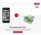 iPhone 6 16GB oder 300€ durch 40 Wertpapier-Transaktionen @sbroker