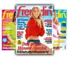 """Jahresabo der Zeitschrift """"Freundin"""" komplett gratis dank Gutschein @abo-gutschein.com"""